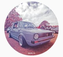 Mk1 Golf Dreams Colour by El Russell