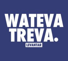 Wateva Treva (White) by Levantar