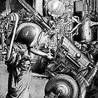 The New Machine Part. by - nawroski -