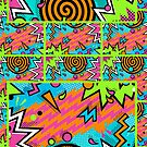 90s Pack- Funky Print by racPOP Cases