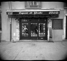 Crêperie de Gordes - Grenoble, France by Urban Hafner