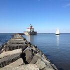 Lighthouse by schermer
