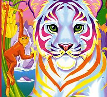 90s Pack- Lisa Frank Tiger by racPOP Cases