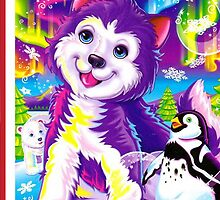 90s Pack- Lisa Frank Puppy by racPOP Cases