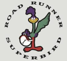 Road Runner Superbird T-Shirt or Sticker by Flyinglap