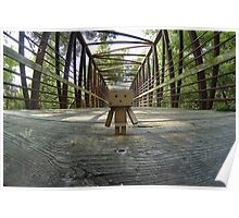 Danbo On The Bridge Poster