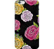 Vintage Roses iPhone Case/Skin