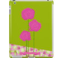 Pink Roses iPad Case/Skin