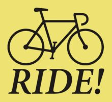 Ride EXCLAMATION (lite) by KraPOW
