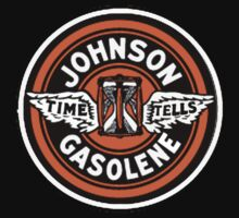 Johnson Gasoline by justicious