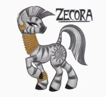 Zecora: Friendship is Magic by Mayra Boyle