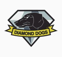 Diamond Dogs by Patrick  Bell