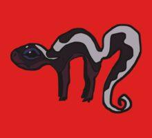"Zodiac Leopard Gecko -- ""Scorpio"" by Muninn"