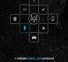 Black_out Protocol by Daniel Bradford