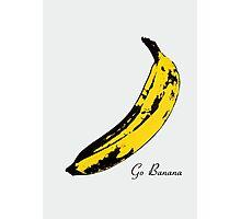 Go Banana Photographic Print