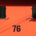 Number Seventy Six by artdeluxe