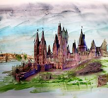 Hogwarts by Lightrace