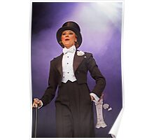 Top Hat at West End Live London Poster