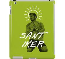 Sant Iker iPad Case/Skin