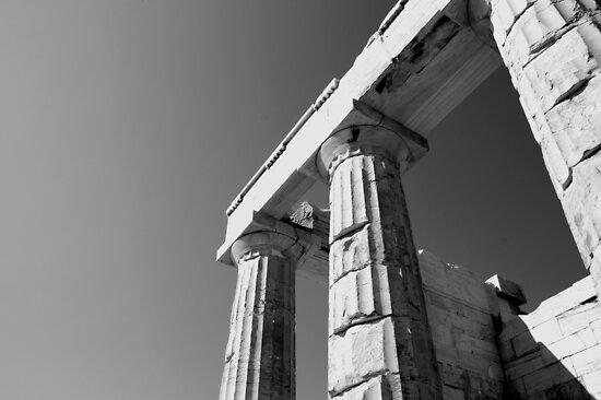 greece Architecture by dedakota