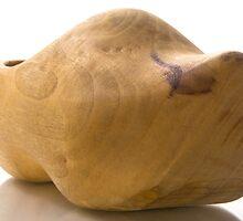 wood clog by TOM KLAUSZ