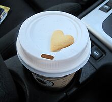 Coffee To Go, With Love by coffeebean