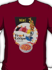 Vintage Fruit loops advertisement T-Shirt