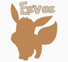 Eevee Silhouette v2 by JDNoodles