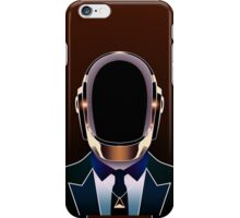 Daft Portrait 2 iPhone Case/Skin
