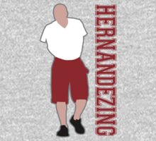 HERNANDEZING - Aaron Hernandez Walk of Shame by xnmex