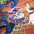 Piano Man by Laura Barbosa