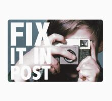 Vintage Photography: Fix it in Post! by brainsontoast