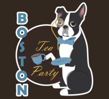 The Boston Tea Party by andromacke