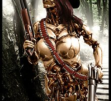Steampunk Photography 002 by Ian Sokoliwski