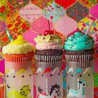 Cirque du Cupcake III by Aimee Stewart