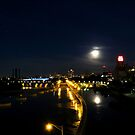 Moonlight on Mill City v.2 by shutterbug2010