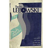 The Big Lebowski Photographic Print