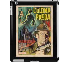 Unioin Station (International Poster)  iPad Case/Skin