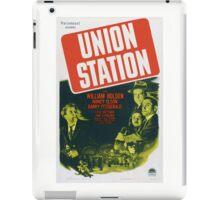Union Station Movie Poster iPad Case/Skin