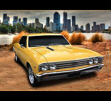 SS Chevelle by Keith Hawley