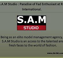 Gateway for the fashion Industry  by rhiltd
