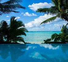 Honeymoon View, Rarotonga. by CozSydney