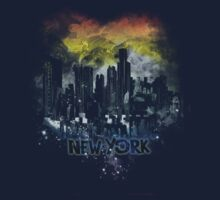 stormy city - New - York Kids Clothes