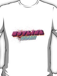 Hotline Miama  T-Shirt