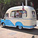 Ice Cream Truck by identit3a