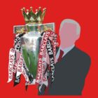 Sir Alex Ferguson Minimalist by rodgers37
