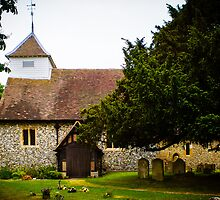 St Mary's Sulhamstead Abbots by mlphoto