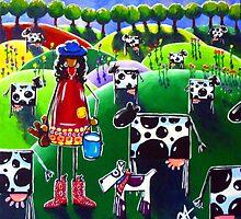 Mow Cow Farm by Jackie Carpenter