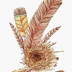 Feather Your Nest  by ChubbyMermaid