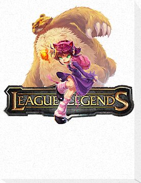 League of Legends - Annie by falcon333